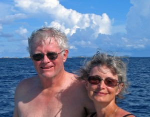 Ed and Karen Flitton