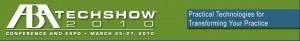 2010 Techshow logo