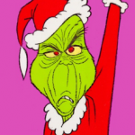 Mr. Grinch by Dr. Seuss