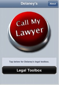 Delaney's Law Firm App