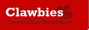 clawbies 2013